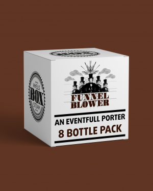 Funnel Blower - Case of 8 Bottles