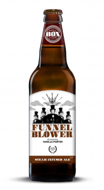 Funnel Blower - Single Bottle