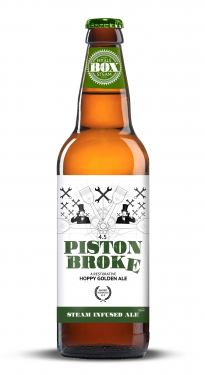 Piston Broke - Single Bottle