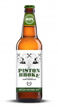 Piston Broke - Single Bottle
