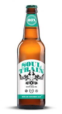 Box Steam Beer - Soul Train IPA