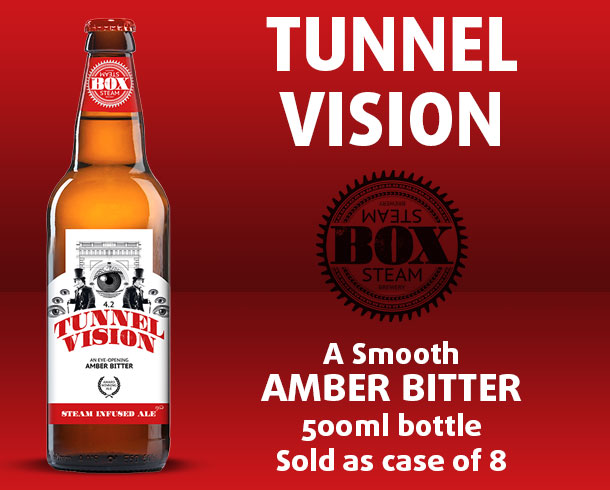 Sky Beer - Box Steam Tunnel Vision